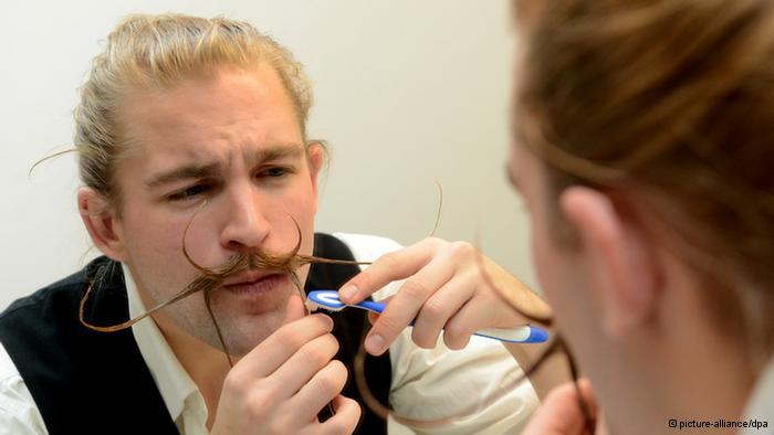 مسابقات جهانی ریش و سیبیل در آلمان