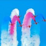گزارش تصویری از نمایـشگاه هوایـی ۲۰۱۳ در دبی