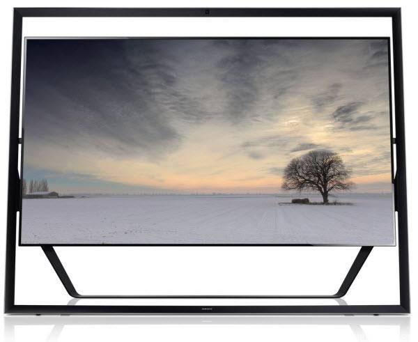 بزرگترین تلویزیون جهان