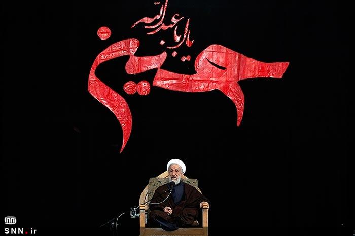گزارش تصویری از شور حسینی در ایام محرم