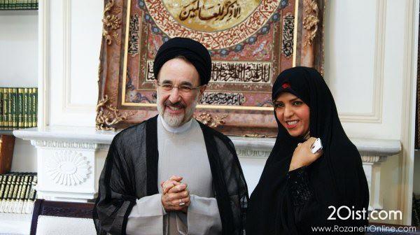 مصاحبه جالب نوه امام درباره فیس بوک