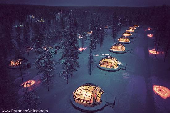 ده هتل نامتعارف جهان!