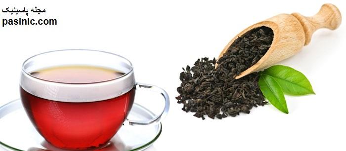 برای مقابله با دیابت چای سیاه بخورید.
