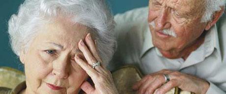 نشانه های آلزایمر