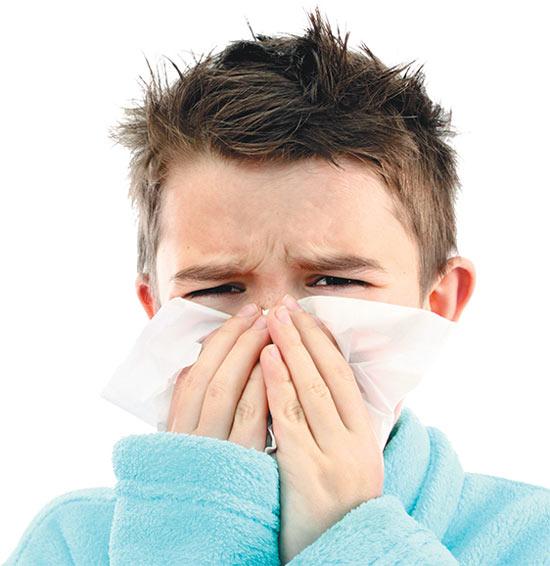 روشهای مبارزه با سرماخوردگی و آنفولانزا