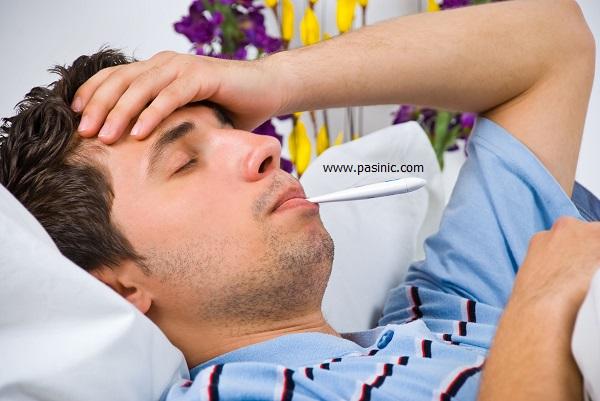 ۱۰ روش مفید برای کاهش تب