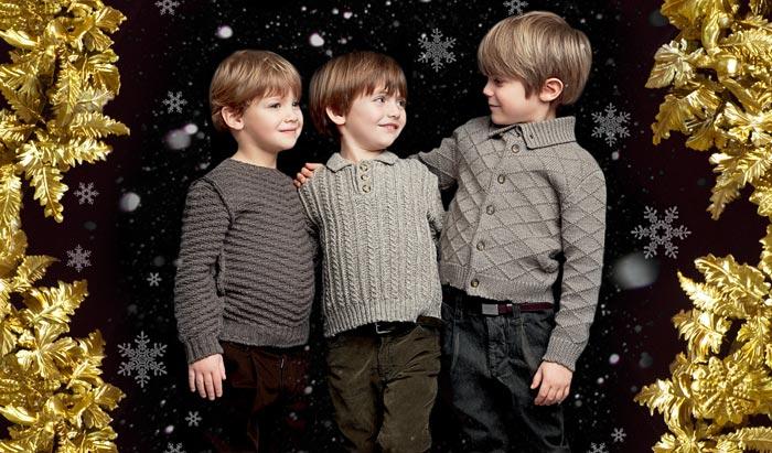 ژورنال لباسهای بچه گانه