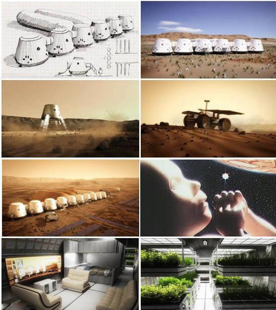 صدهزارنفر متقاضی سفر بی بازگشت به مریخ