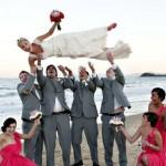 لحظه های طنز و دیدنی از عروس و داماد ها