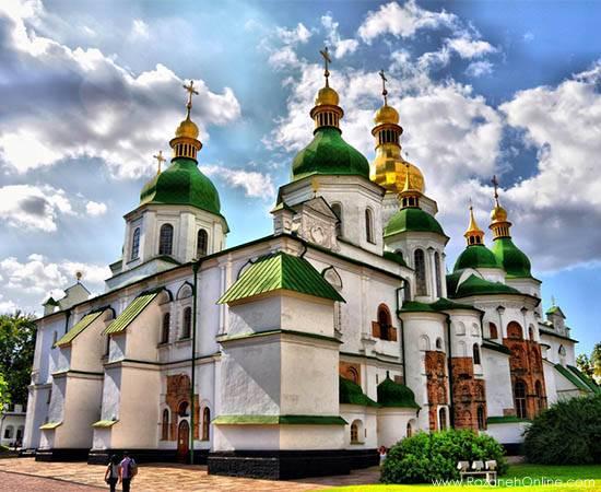 زیباترین کلیساهای جامع جهان