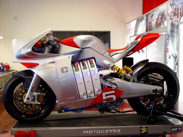 موتور سیکلتهای جدید