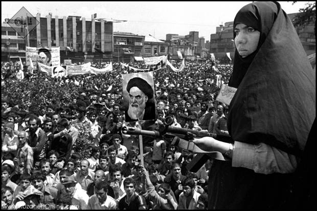 آلفرد یعقوبزاده عکاس زمان انقلاب