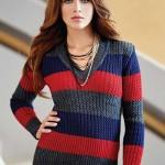 لباس های متنـوع و جدید بافتنی برای خانم ها