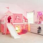 مدل دکوراسیون اتاق خواب دخترانه