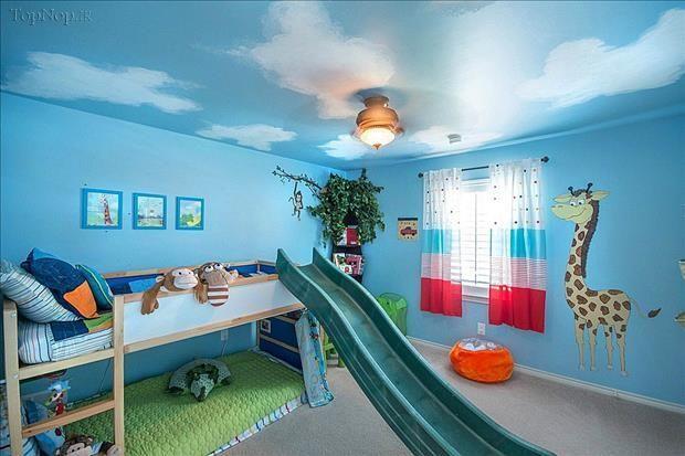 مدلهای متفاوت از دکوراسیون اتاق خواب کودک