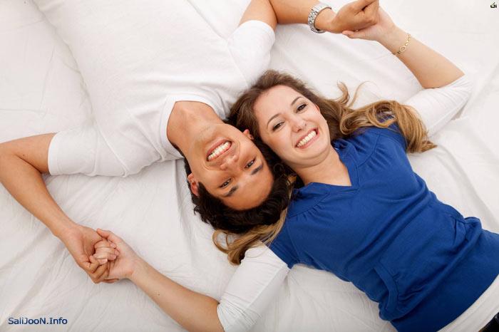 تاثیر رابطه زناشویی بر سلامت