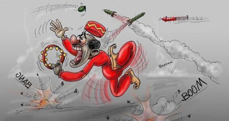 کاریکاتور های چهارشنبه سوری
