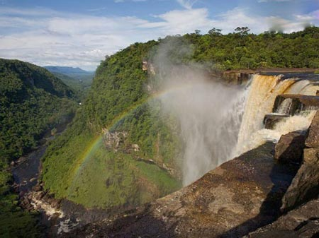 زیباترین آبشارهای دنیا