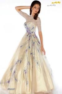 مدل های لباس نامزدی 2014