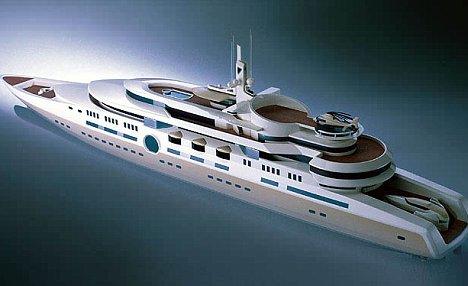 قایق های تفریحی شگفت انگیز