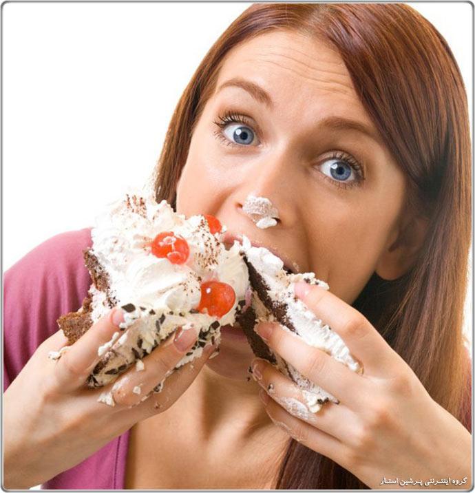 لیست موادغذایی که موجب چاقی شکم میشوند