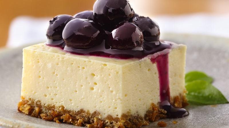 طرز تهیه چیز کیک با طعم آلبالو