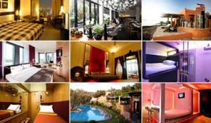 انواع هتلها و آشنایی با آنها