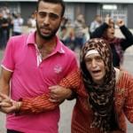 گزارش تصویری از آنچه در غزه میگذرد.