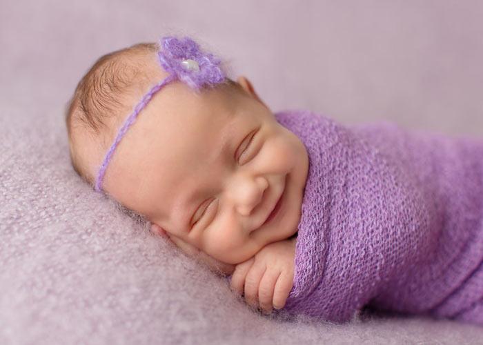 شیرین ترین لبخندهای دنیا
