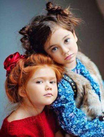 مدل های موی دخترانه زیبا و شیک