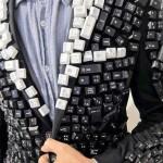 طراحی و دوخت کت شلوار کیبوردی