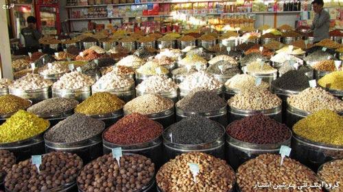آشنایی با سوغاتی شهر های مختلف ایران