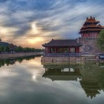 تصاویر زیبا از طلوع تا غروب خورشید در شهرهای مختلف جهان