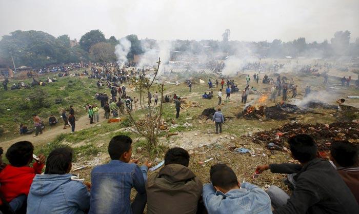 زمین لرزه نپال به روایت تصویر