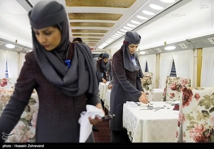 قطار زندگی لوکس ترین قطار ایران