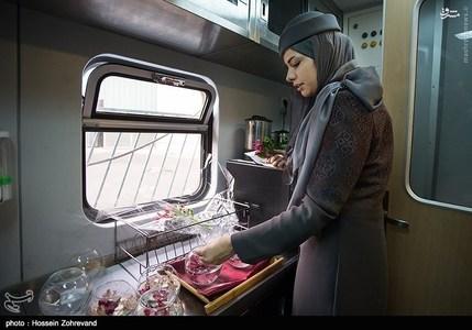 قطار 5 ستاره ایران