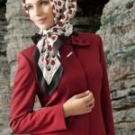 انواع مدل های ساده و مدرن برای بستن روسری
