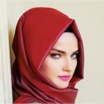 روشهای بستن روسری ساده و مدرن