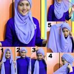 روشهای بستن روسری