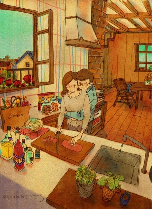 تصاویر زیبا و عاشقانه از روابط عاشقانه دو عاشق