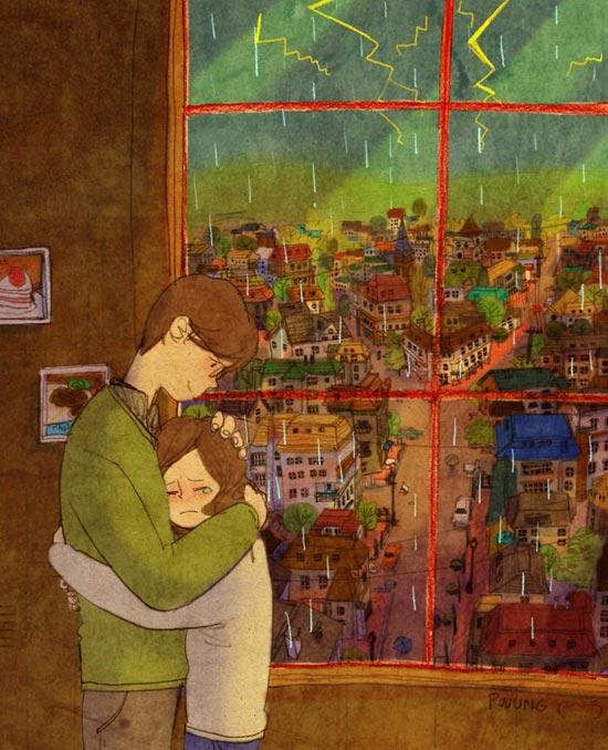 تصاویر عاشقانه از روابط عاشقانه دو عاشق