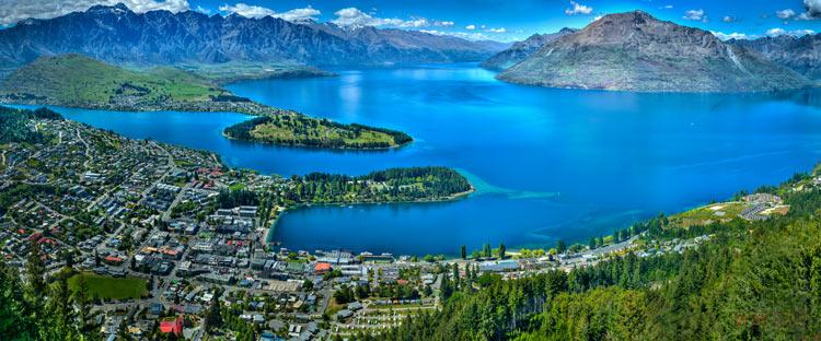 تمیز ترین کشور های جهان نیوزیلند