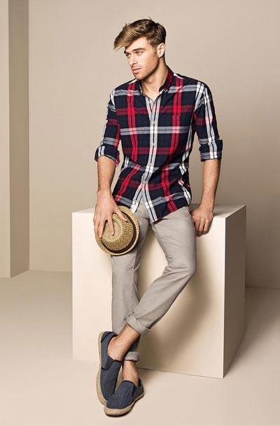 مدل های لباس تابستانه مردانه شیک و زیبا