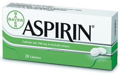 درمان خوراکی نیش پشه با مصرف آسپرین