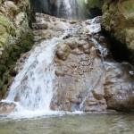 آبشار آق سو یکی از آبشارهای خزه ای ایران