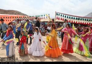 گزارش تصویری از جشن عروسی بومی عشایر قشقایی