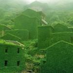 شنگسی روستایی که به آغوش طبیعت برگشته است.