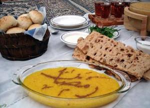نکات تغذیه ای ماه رمضان
