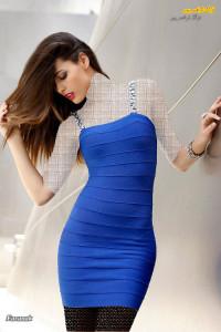 زیباترین مدل های لباس عصر زنانه