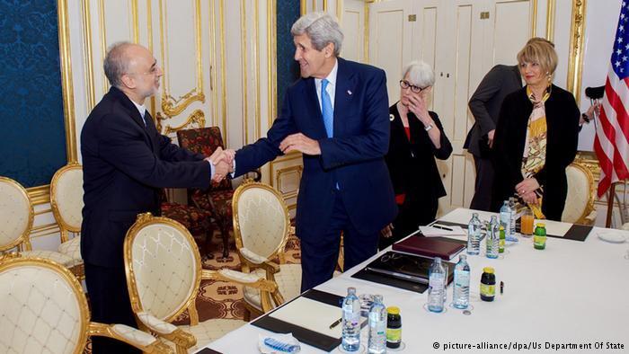 تصاویر دیدنی از مذاکرات هسته ای وین